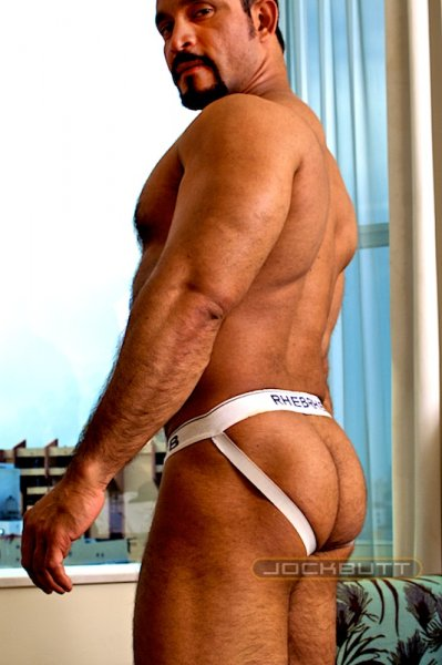 PHOTOS: Bury Your Face In These Musky Jockstraps / Queerty