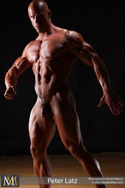 Nude Hunk Peter Latz Hot Gay Pics